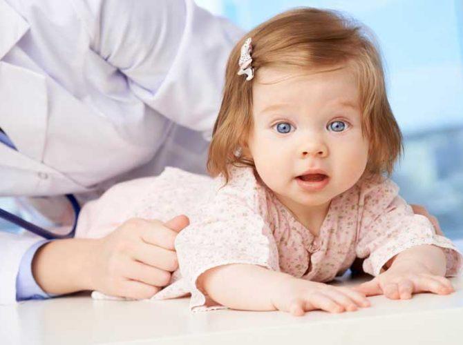 سونوگرافی کودکان و نوزادان